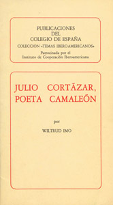 Front Cover : Julio Cortázar, poeta camaleón