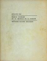 Ver ficha de la obra: Marcel Duchamp ou Le chateau de la pureté