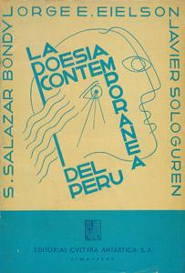 Front Cover : La poesía contemporánea del Perú