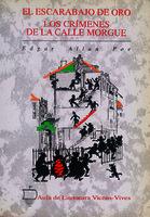 El escarabajo de oro ; Los crímenes de la calle Morgue [1989]. Biblioteca