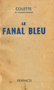 Front Cover : Le fanal bleu