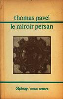 Le miroir persan [1977]. Biblioteca