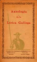 Antología de la lírica gallega [1928]. Biblioteca