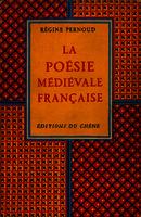 La poésie médiévale française [1947]. Biblioteca