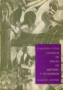 Front Cover : Cuentos de magia, de misterio y de horror