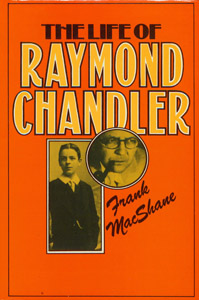 Front Cover : The life of Raymond Chandler