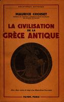 La civilisation de la Grèce antique [1956]. Biblioteca
