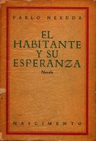 El habitante y su esperanza novela [1926]. Biblioteca