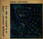 Principales corrientes y artistas en la pintura del siglo XX [1958]. Biblioteca