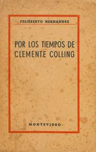 Front Cover : Por los tiempos de Clemente Colling
