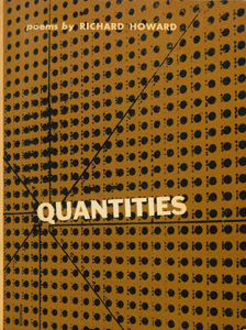 Front Cover : Quantities