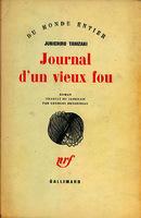 Ver ficha de la obra: Journal d'un vieux fou
