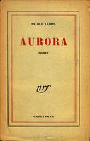 Aurora roman [1946]. Biblioteca