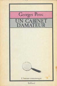 Front Cover : Un cabinet d'amateur