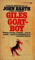 Giles goat-boy or The revised new syllabus [1967]. Biblioteca
