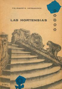 Cubierta de la obra : Obras completas. Las hortensias