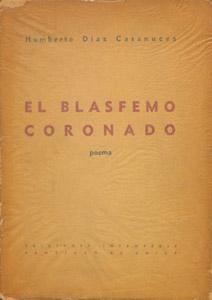 Front Cover : El blasfemo coronado