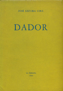 Front Cover : Dador