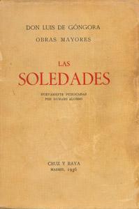 Front Cover : Las soledades