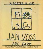 Jan Voss a portée de Vue [exposición] []. Biblioteca