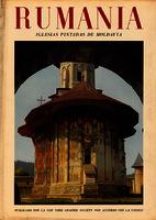Rumania iglesias pintadas de Moldavia [1962]. Biblioteca