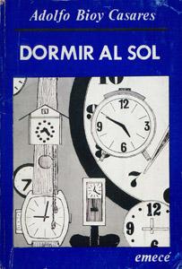 Front Cover : Dormir al sol
