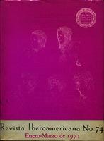 Revista Iberoamericana [1971]. Biblioteca