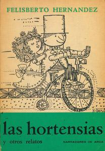 Front Cover : Las hortensias y otros relatos