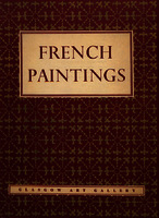 Catalogue of French paintings [1953]. Biblioteca