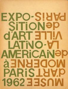 Front Cover : L' art latino-américain à Paris