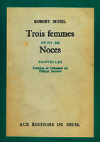 Ver ficha de la obra: Trois femmes ; suivi de Noces