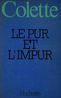 Le pur et l'impur [1979]. Biblioteca