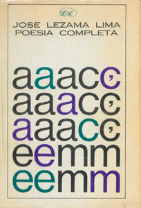 Front Cover : Poesía completa