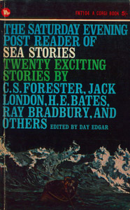Front Cover : The Saturday Evening Post reader of sea stories