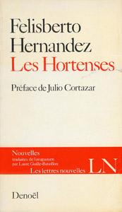 Front Cover : Les hortenses