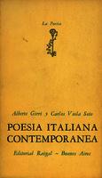 Poesía italiana contemporánea [1956]. Biblioteca