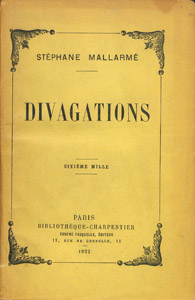 Front Cover : Divagations