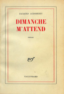 Front Cover : Dimanche m'attend