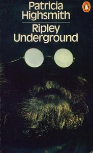 Front Cover : Ripley Under Ground