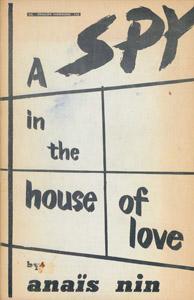 Cubierta de la obra : A spy in the house of love