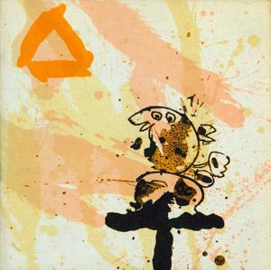 Cubierta de la obra : Alechinsky