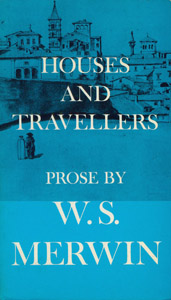 Front Cover : Houses and travellers