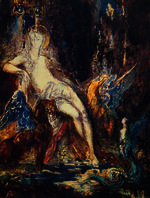 Gustave Moreau [exposición] [1961]. Biblioteca