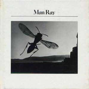 Cubierta de la obra : Man Ray