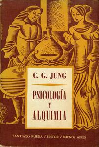 Front Cover : Psicología y alquimia