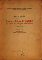 Los seis libros del Delphin de música de cifra para tañer vihuela (Valladolid, 1538) [1945]. Biblioteca