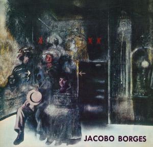 Cubierta de la obra :  Jacobo Borges
