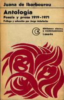 Antología (poesía y prosa 1919-1971) [1972]. Biblioteca