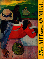 Art News annual [1956]. Biblioteca