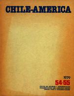 """Chile-América revista del Centro de Estudios y Documentación """"Chile-América"""" [1974]. Biblioteca"""